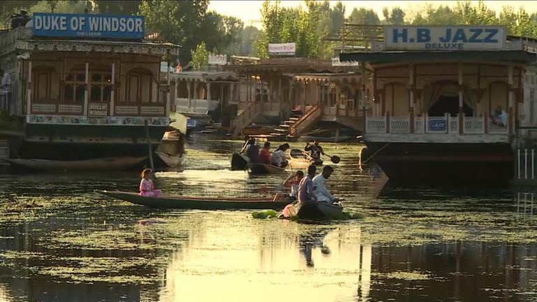 The allowances for the Kashmiri people have been revoked