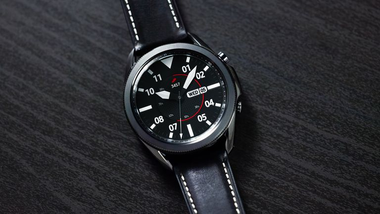 The Samsung Watch 3 is the company's new smartwatch